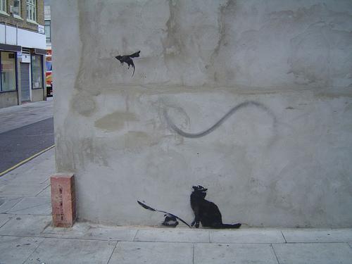 banksy_cat
